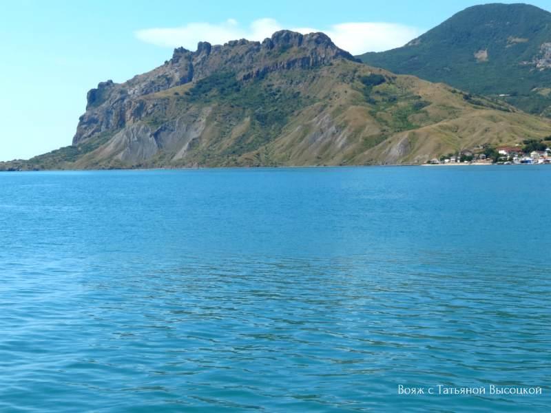 Kara-Dag i gora Svjataja