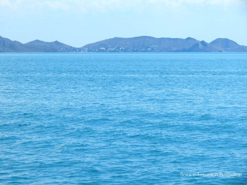 vid s morja na Ordzhonikidze