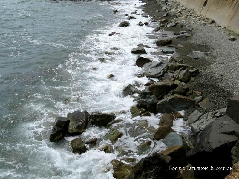 Chernovskie kamni v Professorskom ugolke