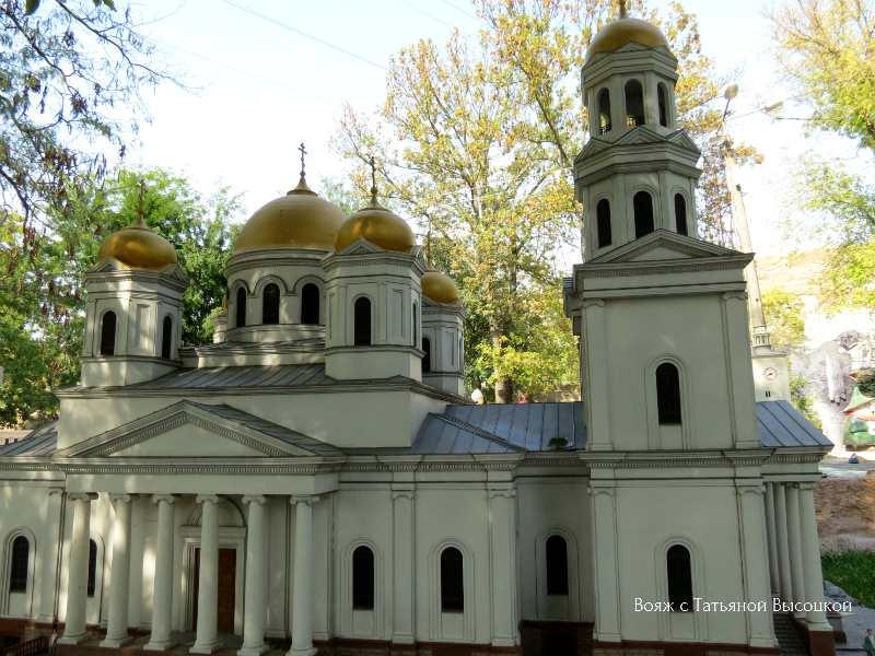 Aleksandro-Nevskij sobor v Simferopole