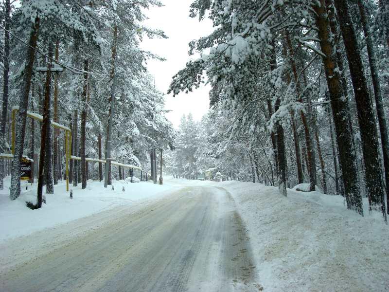 Зимний отдых в Терсколе