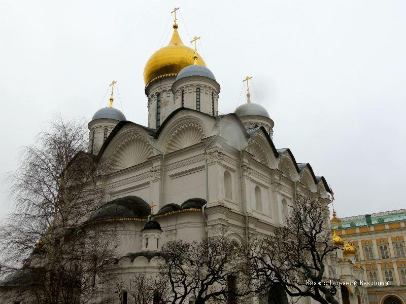 Arhangel'skij sobor Kremlja