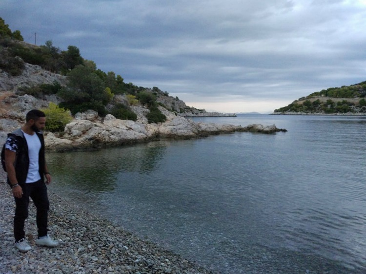 Sardonicheskij zaliv, Jegejskogo morja