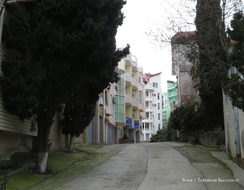 ulica v Santa-Barbare