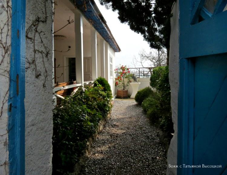 Chehovskaja dacha v Gurzufe