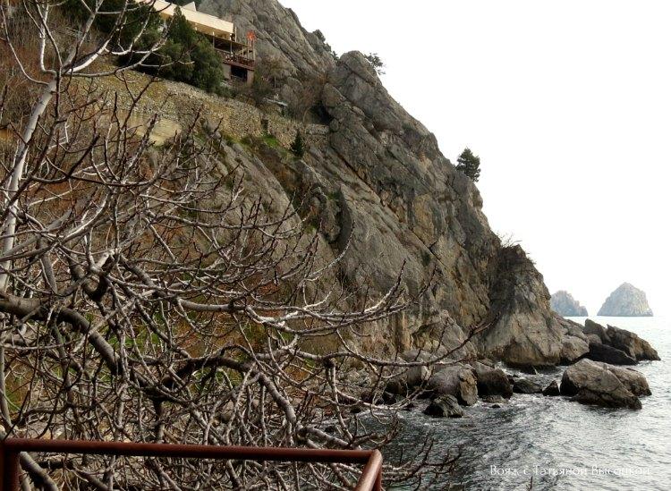 Genujezskaja skala v Gurzufe