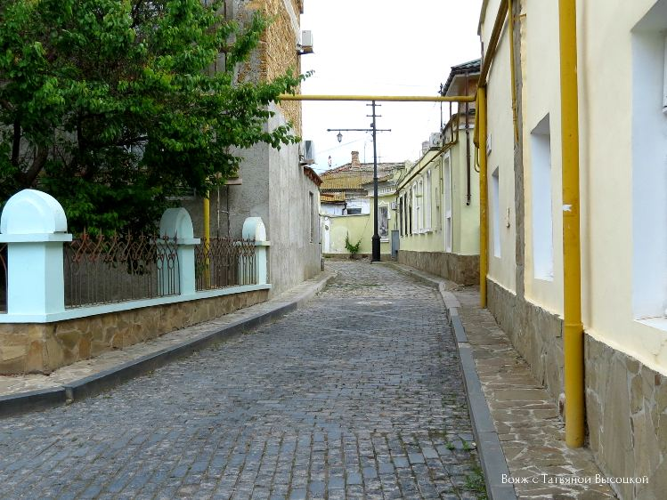 starye ulicy v evpatorii