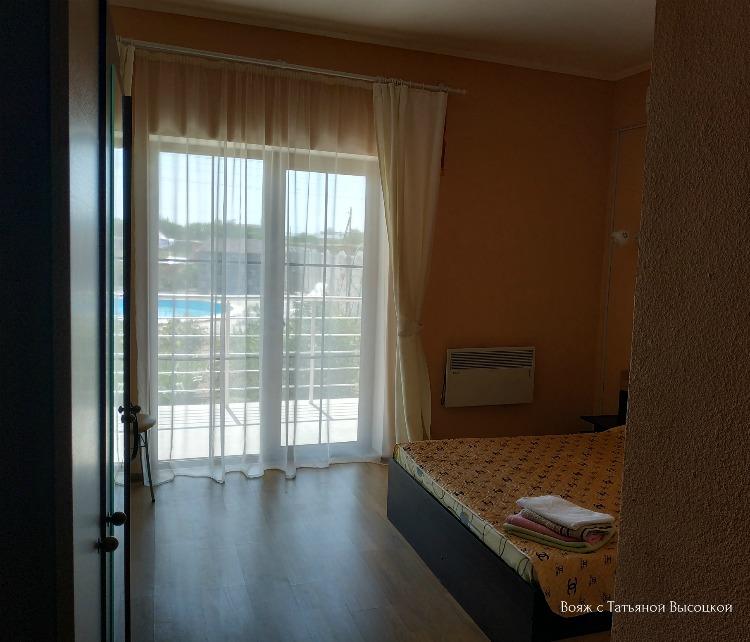 Какой отель забронировать в Поповке