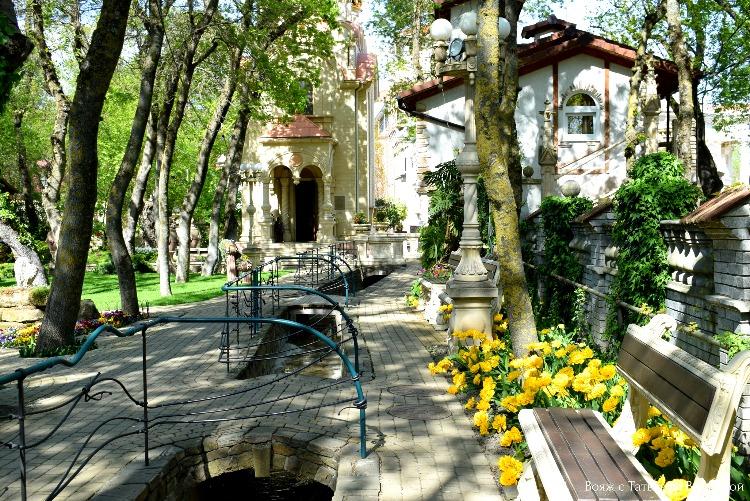 Самостоятельная экскурсия в «Старый парк» в Кабардинке
